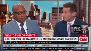 CNN panel slams Tucker Carlson for attack on Ilhan Omar