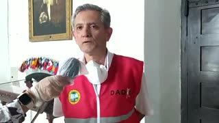 Tras reunión con alcalde con coronavirus, prueba de William Dau da negativo