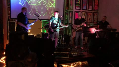Moving in Stereo (Cars Cover) @ Craft & Vinyl - June 1st 2019.