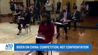 Biden on China: Competition, Not Confrontation