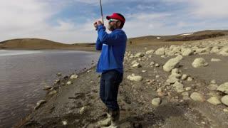 Spring Pike Fishing