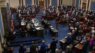 45 Senators: Trump's Impeachment Unconstitutional