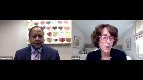 Kim Keck Blue Cross Blue Shield Interview