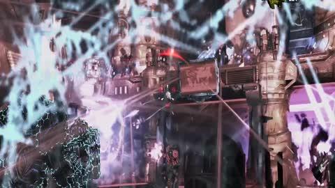 Transformers: War for Cybertron Pt.3-Soundwave