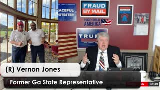 Vernon Jones Discusses Upcoming Election Questions With #BKP