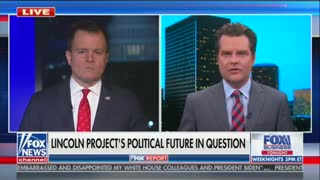 WATCH: Matt Gaetz Goes ALL OUT on McConnell
