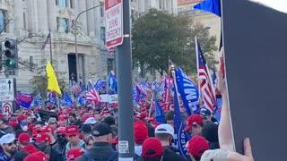 Million Man Trump Event 11/4/20