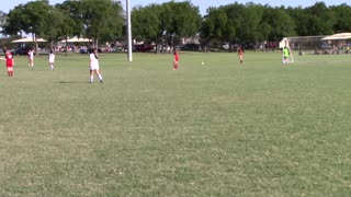 Solar Cup vs FC Dallas half 2