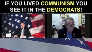 If You Lived Communism You See It in the Democrats!