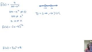Function Domain