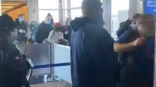 Airline Kicks Passengers Off for Singing National Anthem