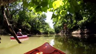 4th of July Kayaking