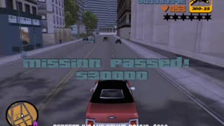 GTA 3 - Multistorey Mayhem mission