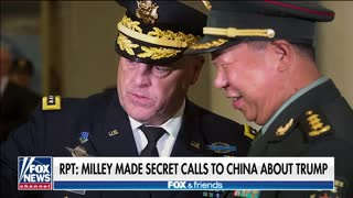 Rand Paul Calls for Gen. Milley's Immediate Removal