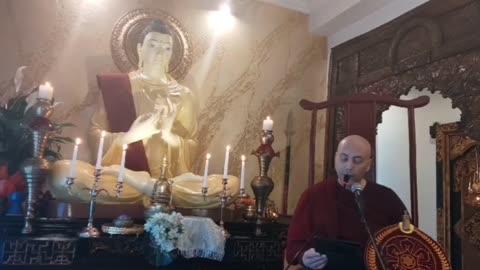 VACCINI: LETTERA DI UN MONACO BUDDHISTA INDIRIZZATA AL PAPA E AL DALAI LAMA