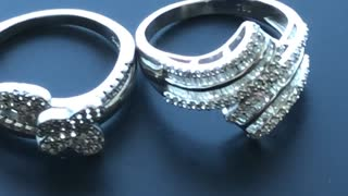 2 Diamonds ring designs Amazing
