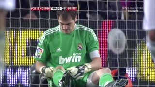 Lionel Messi ● Greatest Individual Performance vs Real Madrid CF ► FCB 5-0 RMA [Eng.]