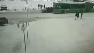 Russian dashcam crash compilation