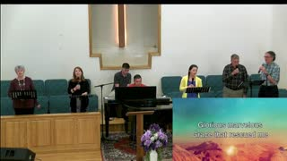Sunday Morning Worship - May 2, 2021