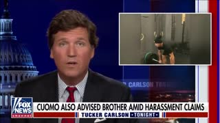 Tucker: report that CNN's Chris Cuomo advised his brother amid sexual harassment scandal