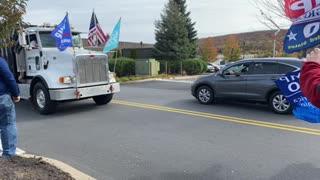 Trump Parade, Luzerne County, PA 25OCT2020