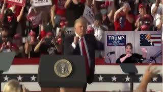 My President Trump Dancing