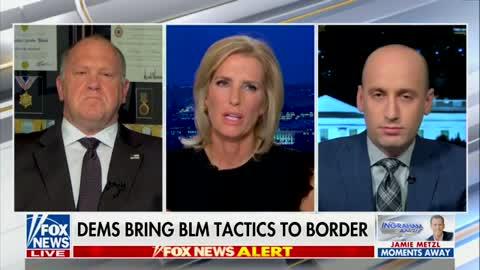 Stephen Miller on Ingraham Angle - Open Borders Crisis