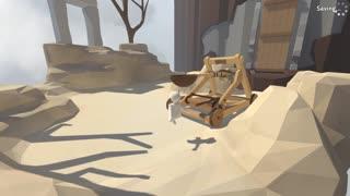 Human:Fall Flat - Gameplay - Castle