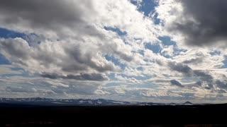 Beautiful view of heaven.