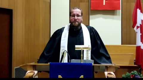 Sermon - When Christ Returns - November 8, 2020