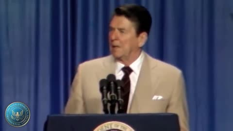 Ronald Reagan Revealed the LUNACY of Gun Control in Inspiring Speech to NRA