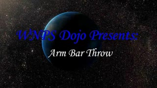 Armbar Throw