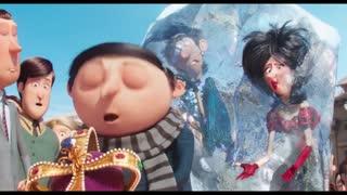 Minions - The Minions Meet Gru Scene _ Fandango Family