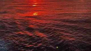 wonderful sunset 1