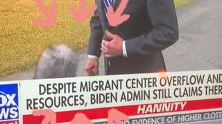 Biden Greenscreen