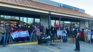 Durango Police Officer Stands with Citizens Who Are Standing Against Tyrannical Lockdowns