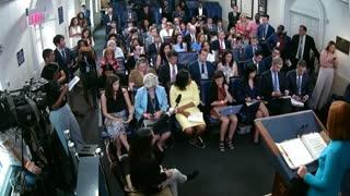 Press Secretary Jen Psaki - Press Briefing 7-15-21