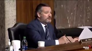Ted Cruz Destroys Jack Dorsey - CEO of Twitter