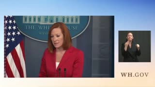 LOL: Psaki Says It's Republicans Who Voted to Defund Police ..!!!