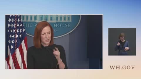 Biden Still Hasn't Held a Single Press Briefing — Jen Psaki's Explanation Says It All