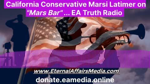 California Conservative Marsi Latimer Discusses Latest Orwellian News & Current Events 09/19/2021