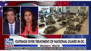 Tulsi BLASTS Biden: Have You Declared Martial Law?