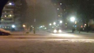 My first white Xmas - Toronto