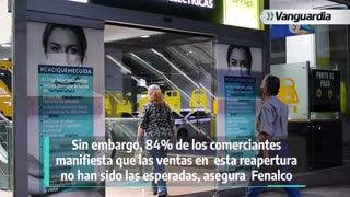 Balance reactivación comercial en Bucaramanga
