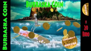 """Burraska coin """"the currency of the future"""""""