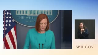 Jen Psaki Says White House is Working with Facebook to Censor American Citizens
