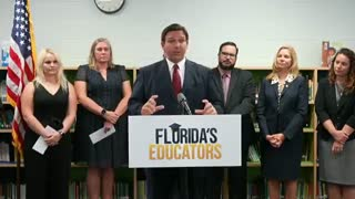 DeSantis TAKES A STAND with Parents Over Government