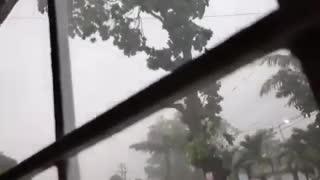 Lluvias en Bucaramanga y el área