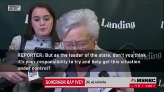 """Alabama Governor: """"It´s time to start to blame the unvaxxed folks"""" ...!!!"""
