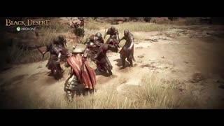 Black Desert - Class Update Ninja Awakened Trailer